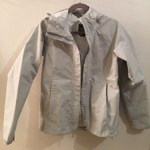 NorthFace lightweight rain jacket